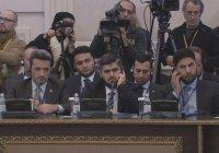9 оппозиционных группировок участвуют в переговорах в Астане