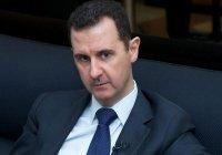 Башар Асад: «Запад поддерживает террористов»