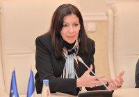 Анн Идальго предложила представить Татарстан в Париже