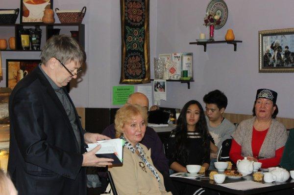 Первый поэтический сабантуй прошел в Казахстане в ноябре 2016 года.