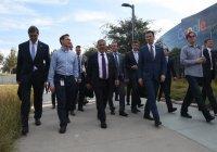 Бизнесмены из США посетили Агентство инвестиционного развития РТ