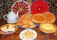 Татарская еда