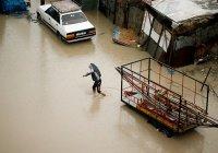Сектор Газа оказался во власти наводнения (Фото)