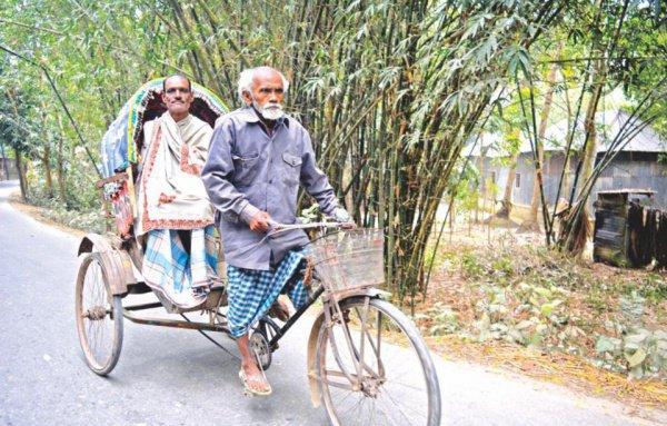 Мусульманин из Бангладеш посадил более 17 500 деревьев за 48 лет