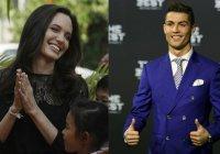Криштиану Роналду и Анджелина Джоли снимутся в сериале о беженцах из Сирии