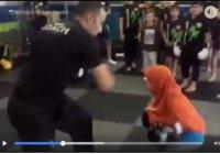Эта 9-летняя мусульманка поразит вас своими навыками