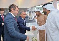 Рустам Минниханов находится с рабочим визитом в ОАЭ (Фото)