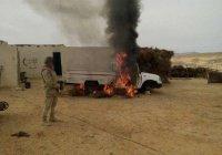 Власти Египта сообщили об уничтожении главного туннеля ИГИЛ на границе с Газой