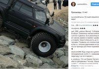 Минниханов выложил видео российского плавучего внедорожника с выставки в ОАЭ
