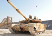 Россия поставит на Ближний Восток крупную партию танков