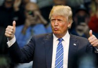 Трамп открыл в Дубае гольф-клуб