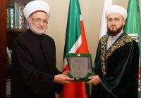 Известный учёный Хусамуддин Фарфур выразил благодарность ДУМ РТ