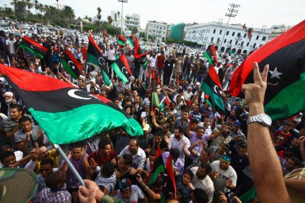 Ливия в марте 2011 года.