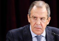 Лавров: Россия и Швеция придерживаются общих взглядов на борьбу с терроризмом