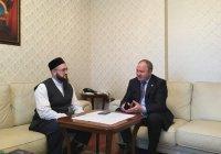 Муфтий РТ встретился с полпредом Татарстана в Москве