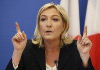 Марин Ле Пен отказалась надеть хиджаб на встречу с муфтием Ливана