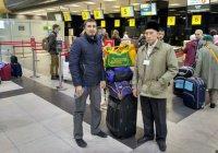 Татарстанские паломники отправились в Умру