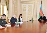 Ильхам Алиев прокомментировал назначение супруги вице-президентом