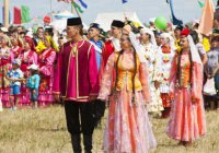 Татарский праздник