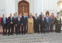 Рустам Минниханов встретился с королем Бахрейна