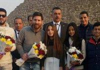 Месси запустил кампанию по продвижению медицинского туризма в Египте