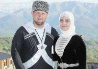 Дочь Кадырова презентует первую линию мусульманской одежды