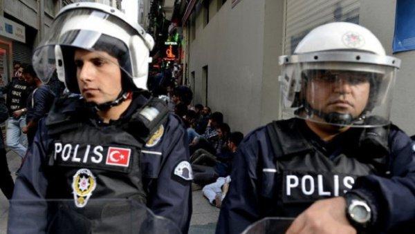ВСтамбуле задержали 35 подозреваемых впричастности кИГИЛ