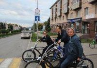 В Альметьевске проложат 200 км велосипедной дороги
