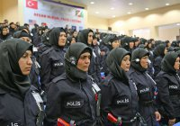 Турецким военнослужащим-женщинам разрешили хиджаб