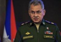 Шойгу: «Война в Сирии скоро закончится»