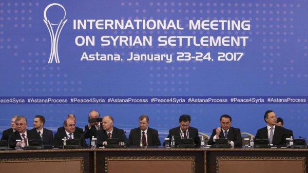 Переговоры по Сирии: теория и практика «астанинского формата»