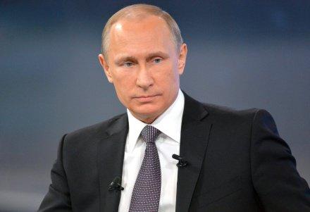 Путин сообщил, сколько россиян воюет за ИГИЛ