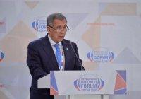 Минниханов на инвестфоруме в Сочи расскажет о промышленных кластерах