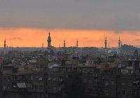 Посольство России в Дамаске попало под минометный обстрел со стороны боевиков