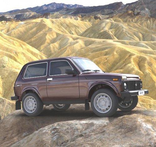 Стало известно, когда волжский автомобильный завод начнет производство новоиспеченной Лада 4x4
