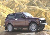 В пустынях ОАЭ тестируют российские LADA (Видео)