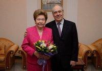 Наина Ельцина: «В Татарстане заботятся о здоровье нации»