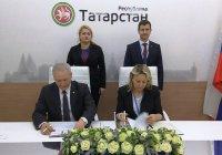 Машиностроители Татарстана подписали соглашение с Калужской областью