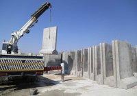 Турция построила 290 км стены на границе с Сирией