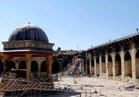 Фонд Кадырова восстановит мечеть Омейядов в Алеппо