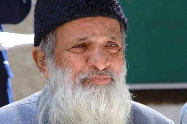 Абдул-Саттар Эдхи.