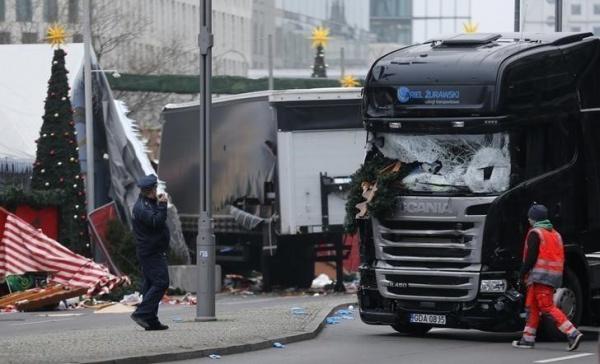 Германские спецслужбы проверили мечеть вБерлине, вкоторую ходил террорист Амри