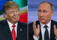 В МИД РФ подтвердили предстоящую встречу Путина и Трампа