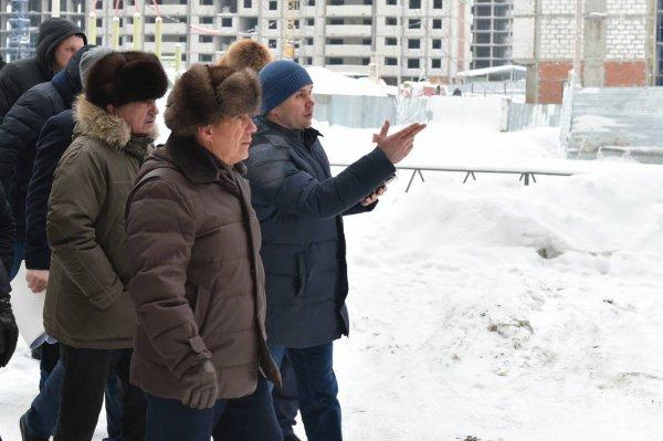 Воробьев занял первое место врейтинге глав регионов всфере ЖКХ