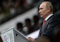 Путин доволен использованием объектов Универсиады в Казани