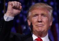 Трамп заявил о желании объединиться с мусульманскими странами в борьбе с ИГИЛ