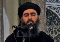 Главарь ИГИЛ Аль-Багдади выступил с прощальной речью