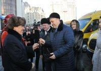 Полсотни татарстанских школ получили новые автобусы