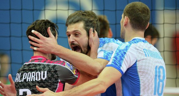 Волейболисты «Зенита» обыграли турецкий «Аркас» нагрупповом этапе Лиги чемпионов