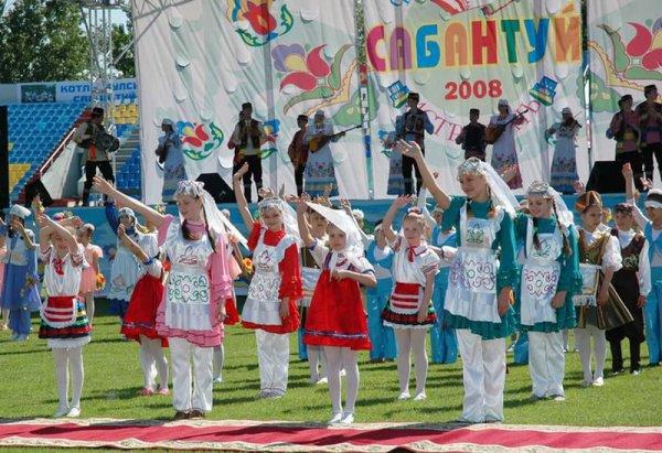 Всероссийский Сабантуй-2017 состоится вАстрахани